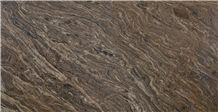 Oasis Granite Slabs, Brazil Brown Granite