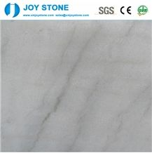 Cheap China Bianco Carrara White Guangxi Bai Marble Tiles Slabs