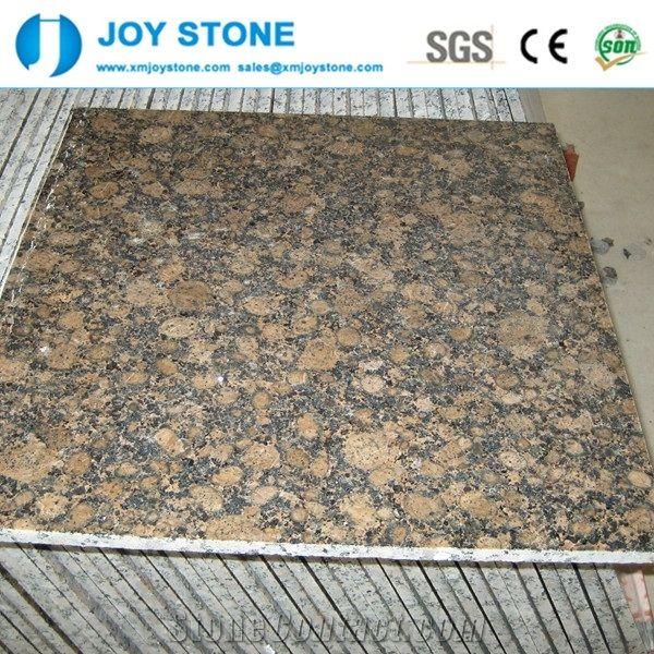 Finland Stone Baltic Brown Granite Polish Wall Tile Floor Covering