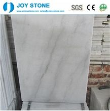 Guangxi White Marble Polished Top Quality Polished Honed Slabs Tiles
