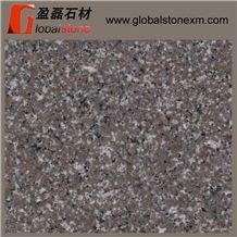 China Deer Brown Granite Floor/ Wall Tiles