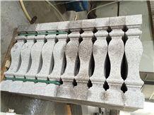 Deer Brown Granite Balustrade & Railings
