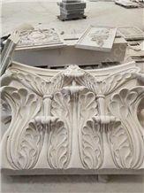 Franch Limestone Sculpture