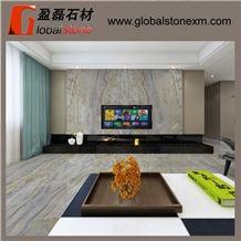 Magic Seaweed Marble Interior Decorations