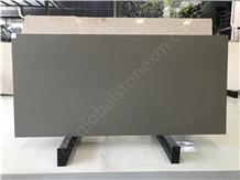Pure Grey Quartz Slabs, Grey Quartz Tiles(F7139)