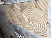 Tippy Beige Marble 3d Wall Panels