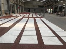 Volakas White Marble Tiles and Slabs,Wall Covering Panel