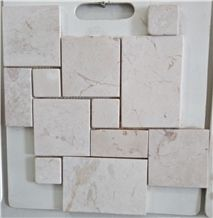 Decorative Marble Tiles Marble French Pattern for Floor Covering