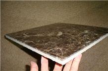 Emperado Marble Laminated Marble Stone,Emperadodark Laminated Marble