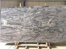 Gray Sea Ash,Persian Waves Marble Slabs&Tiles Polished