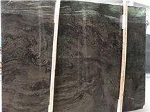 Grey Moon Valley Earth Brown Marble Slabs&Tiles Wall&Floor Polished