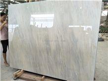 New Eurasian White Wood Marble Slabs&Tiles Polished Cut to Sizes