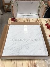 Carrara White Marble Bianco Carrara White Bianco Venatino Tiles &Slabs