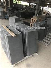 Chinese Grey Basalt Zp Bluestone Tiles Bullnose & Swimming Poor Coping