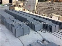 G654 Cheap Grey Granite Pangda Black Changtai Grey Flooring Tiles