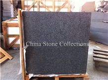 G684 Fuding Black Basalt Pearl Black Stone & Tiles for Flooring/Paving