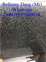 Best Selling Competitive Price Polished Black Granite Yellow Spotted