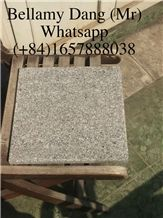 Competitive Cheap Price Violet Purple Natural Granite Surface Flamed