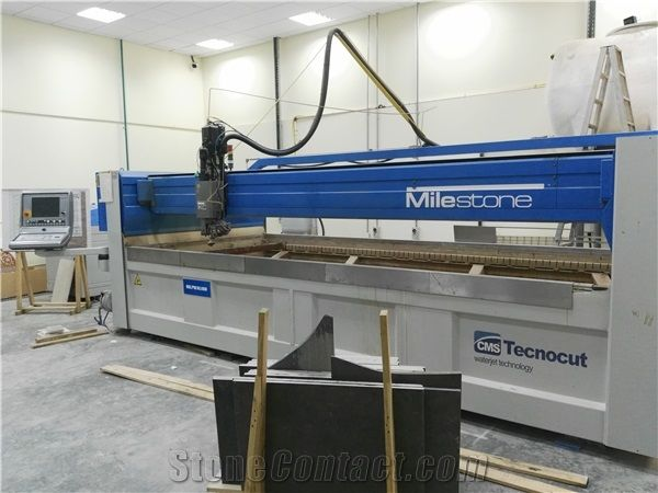Cms Techno Cut Water Jet Machine- Year Of Manufacture: 2010