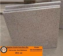 Granite Tiles Rosa Beta