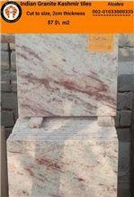 Indian Granite Kashmir Tiles