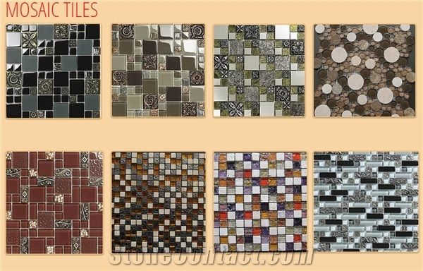 Gl Mosaic Tiles From Jamaica 635428