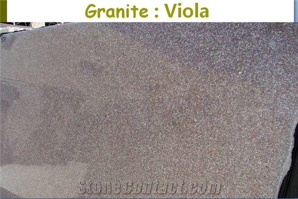 Granit Viola Tiles Slabs From Jordan Stonecontact Com