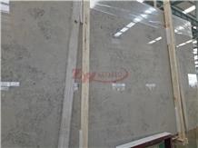 Polished Jura Grey Limestone Slabs Wall Cladding