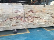 South American Ground Van Gogh Quartzite Slabs for Wall Tile