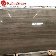 Factory Coffee Wood Brown Marble for Decoration