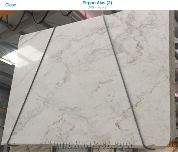 Pirgon Alas Marble Slabs Cut To Size