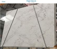 Pirgon Alas Marble Slabs, Cut to Size Tiles