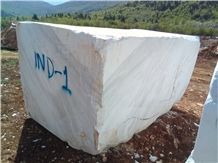 Volakas White Marble Blocks