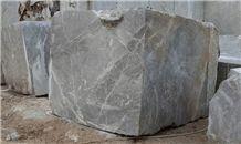 Iltas Grey Marble Blocks, Slabs