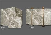Isparta Dolomite Marble Blocks, Slabs
