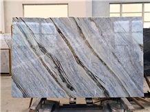 Blue Danube Changbai Blue Jade China Blue River Marble