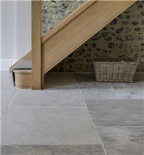 Transylvania Gray Limestone Floor Tiles