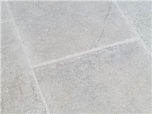Transylvania Grey Limestone Slabs