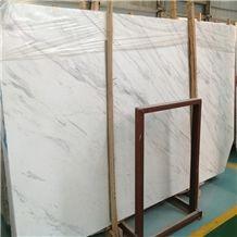 Bianco Pighes White Marble,New Volakas Imperial Marble,Jazz White Slab