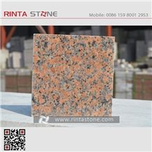 Maple Red Granite G562 China Fengye Hong Maple Leaf Red Cenxi