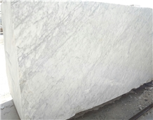 White / Bianco Carrara Venatino Blocks, Italy White Marble Block