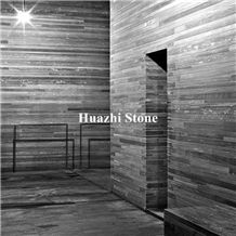 Huazhi Polished Natural Stone Vals Quartzite Stone Project
