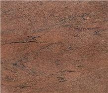 K Multi Red Granite Tiles & Slab