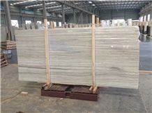 A Grade Grey Wood Grain Marble for Wall and Floor Covering,Cheap Price