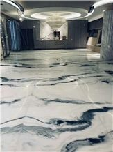 China Black and White Multicolor Marble for Home Decorative