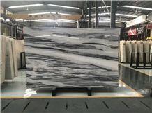 China Mandela Wooden Marble,Grey Wood Grain Quarry