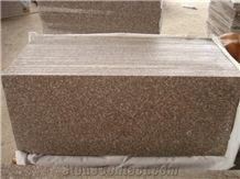 China Pink Granite G664 Tile & Slabs for Floor Paving