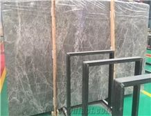 Hermes Grey Marble White Veins Tiles & Slabs, Own Quarry and Factory