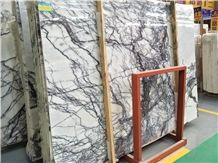 Incense Plum Marble/Milas Lilac Marble Slabs