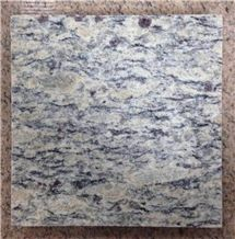 New Santa Cecilia Light Granite Slabs/Giallo Cecilia Light Stone Tiles